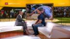 Video «Studiogast Wenger: Dritter Gesprächsteil» abspielen