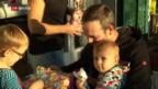 Video «Der Bundesrat lehnt Vaterschaftsurlaub ab» abspielen