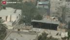 Video «Bodenoffensive Gaza» abspielen