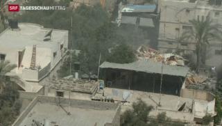 Video « Bodenoffensive Gaza » abspielen
