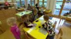 Video «Zürcher Kindergärtnerinnen erhalten nicht mehr Lohn» abspielen