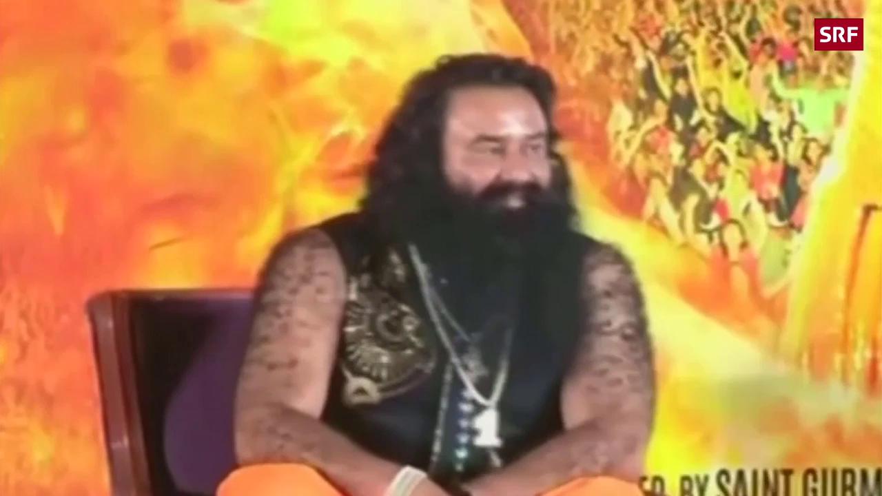 20 Jahre Gefängnis für Guru