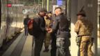 Video «Mittelmeerroute von Flüchtlingen häufiger genutzt» abspielen