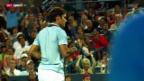 Video «Tennis: Rückblick auf Federers Auftritt in Cincinnati» abspielen
