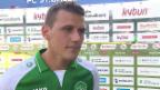 Video «Vom 3:0 zum 3:2 – Kukuruzovic: «Wir müssen das anschauen»» abspielen