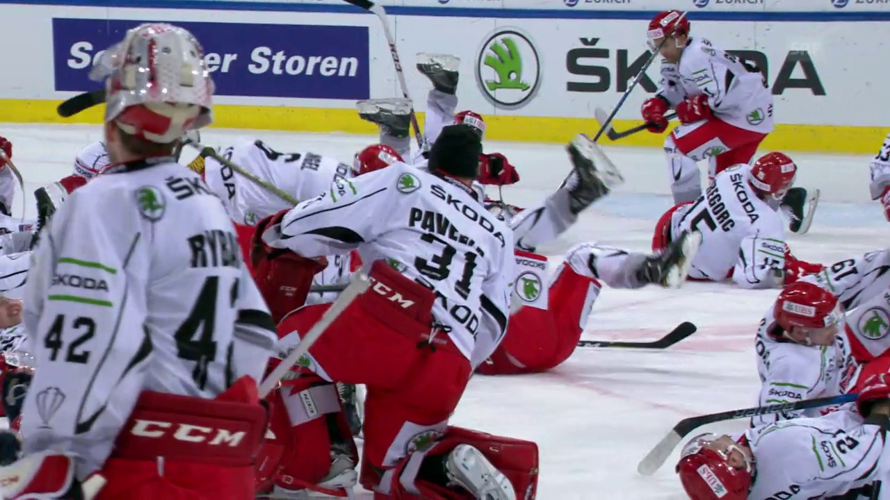 Mountfield schickt Riga nach Hause