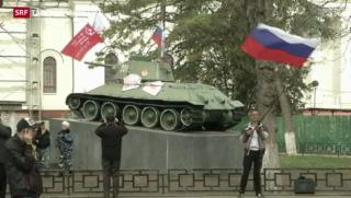 Video «Nervenkrieg um die Krim-Halbinsel» abspielen