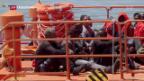 Video «Flüchtlingspolitik in Spanien» abspielen