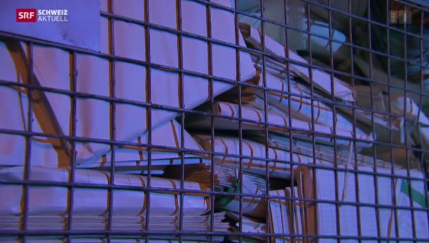 Video «Patientendaten vor dem Spital» abspielen