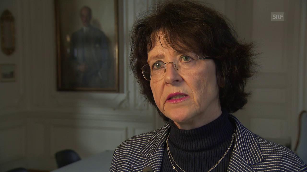 Madeleine Herren-Oesch: «Die Rahmenbedingungen waren schwierig»