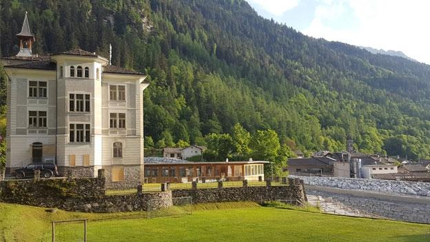 La Val Bondasca resta serrada fin la fin dal 2018