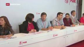 Video «Einigung im Streit um die Regierung in Spanien» abspielen