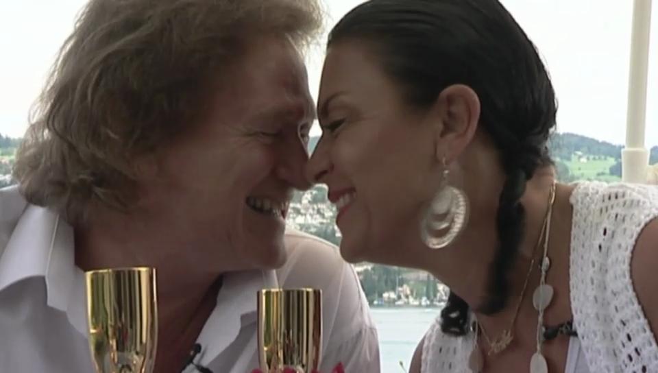 Monika Kaelin und Fritz Künzli