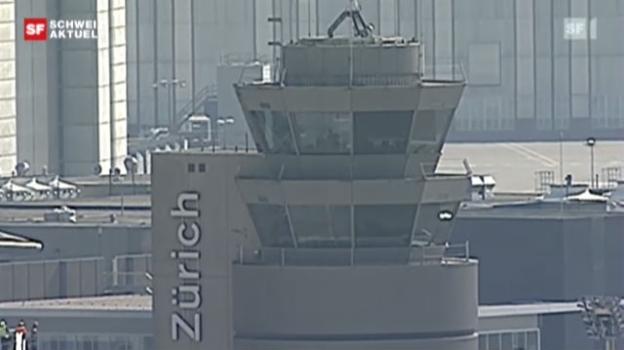 Video «Der Flughafen Zürich» abspielen