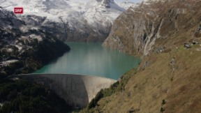 Video «Fokus: Wie rentabel ist Wasserkraft noch?» abspielen