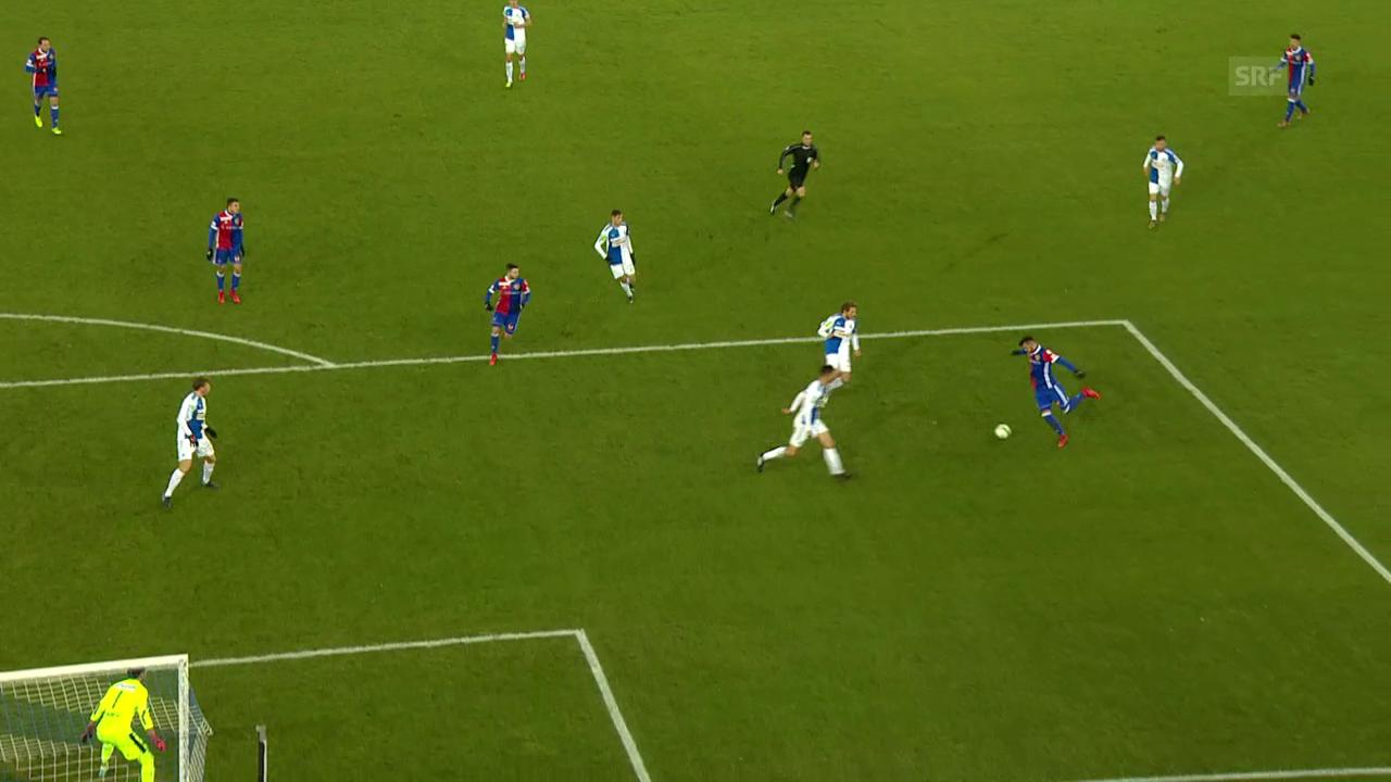 GC verliert gegen Basel