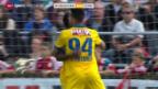 Video «Fussball: Cup, Münsingen - Sion» abspielen