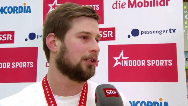 Video «Marco Gygli: «Wir konnten die Knacknuss nicht lösen»» abspielen