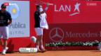 Video «Tennis: Wawrinka im Final von Buenos Aires» abspielen