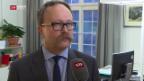 Video «Thorberg-Häftlinge streiken» abspielen