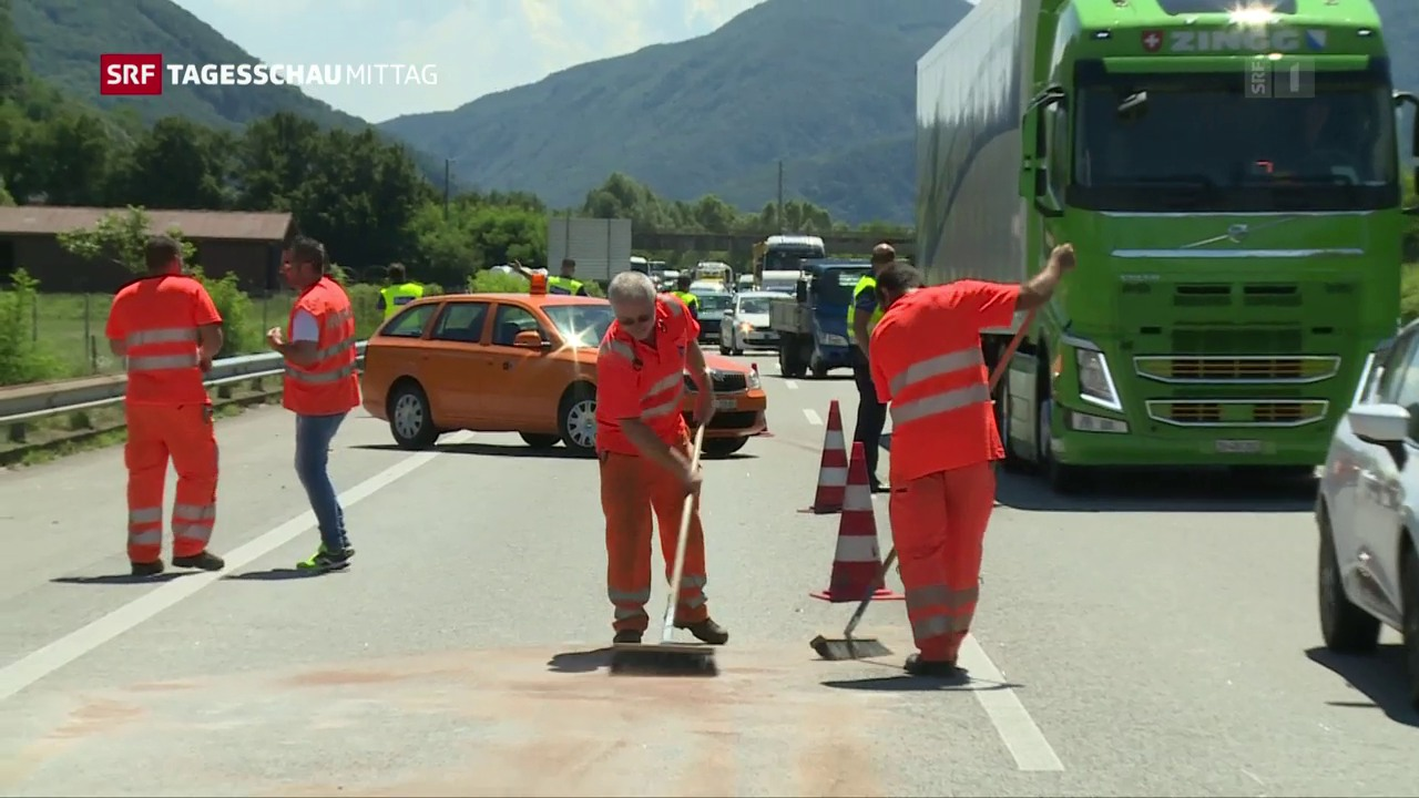 Abwärtstrend bei Verkehrstoten