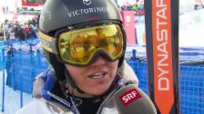 Video «Fabienne Suter im Interview nach Rang 2 in Lenzerheide» abspielen
