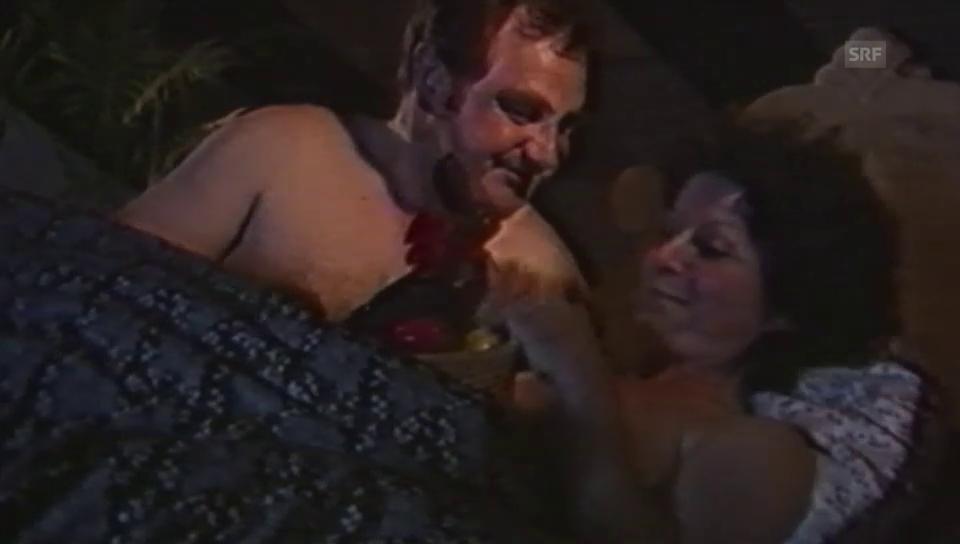 1984: Start der TV-Serie Motel mit Schneider in der Hauptrolle