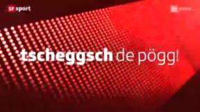 Video ««Tscheggsch de Pögg» – Geschichte spezieller Leibchenfarben» abspielen