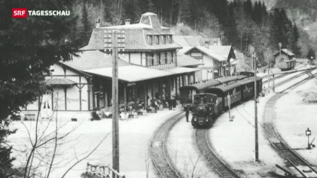 125 Jahre Brünigbahn