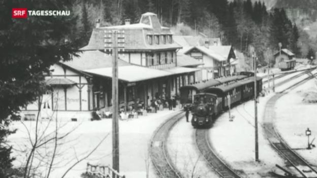 Video «125 Jahre Brünigbahn» abspielen