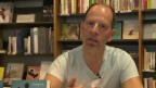 Video «Autor Philipp Gurt verarbeitet seine schwere Kindheit» abspielen