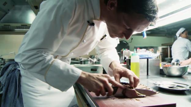 Video «Der Koch des Königs» abspielen