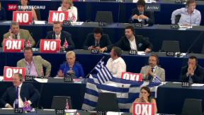 Video «Reaktionen aus Europa» abspielen