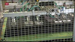 Video «Importzölle treffen Schweizer Zulieferer » abspielen