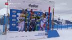 Video «Die Schweizer Ski-Junioren mit weiteren WM-Medaillen» abspielen