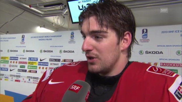 Video «Interview Reto Berra» abspielen