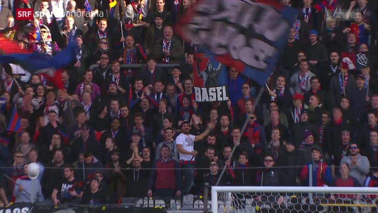 Basel zeigt eine vehemente Reaktion