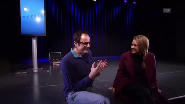 Video «Was hat eine Scheidung mit der Allgemeinen Relativitätstheorie zu tun?» abspielen