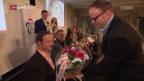 Video «Grosse Ehre für Marcel Hug und Co.» abspielen