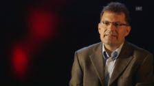 Video «Historiker Andreas Meyerhans über den Kirchenbann» abspielen