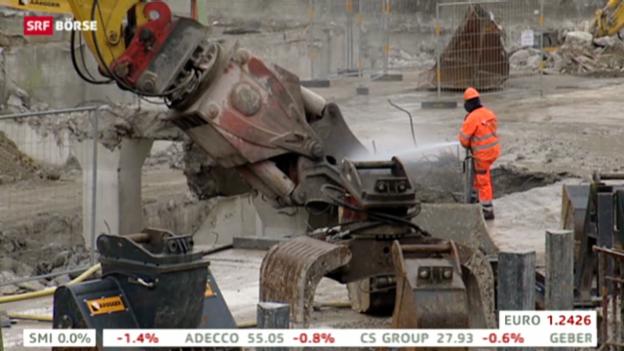 Video «SRF Börse vom 24.05.2013» abspielen