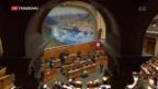 Video «Bundesrat Cassis will EU entgegenkommen» abspielen