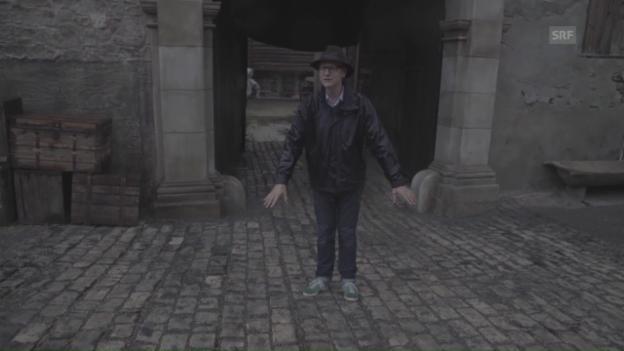 Video «Das Filmset» abspielen
