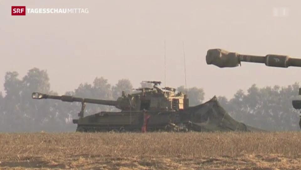 Neue Friedensoffensive für Gaza