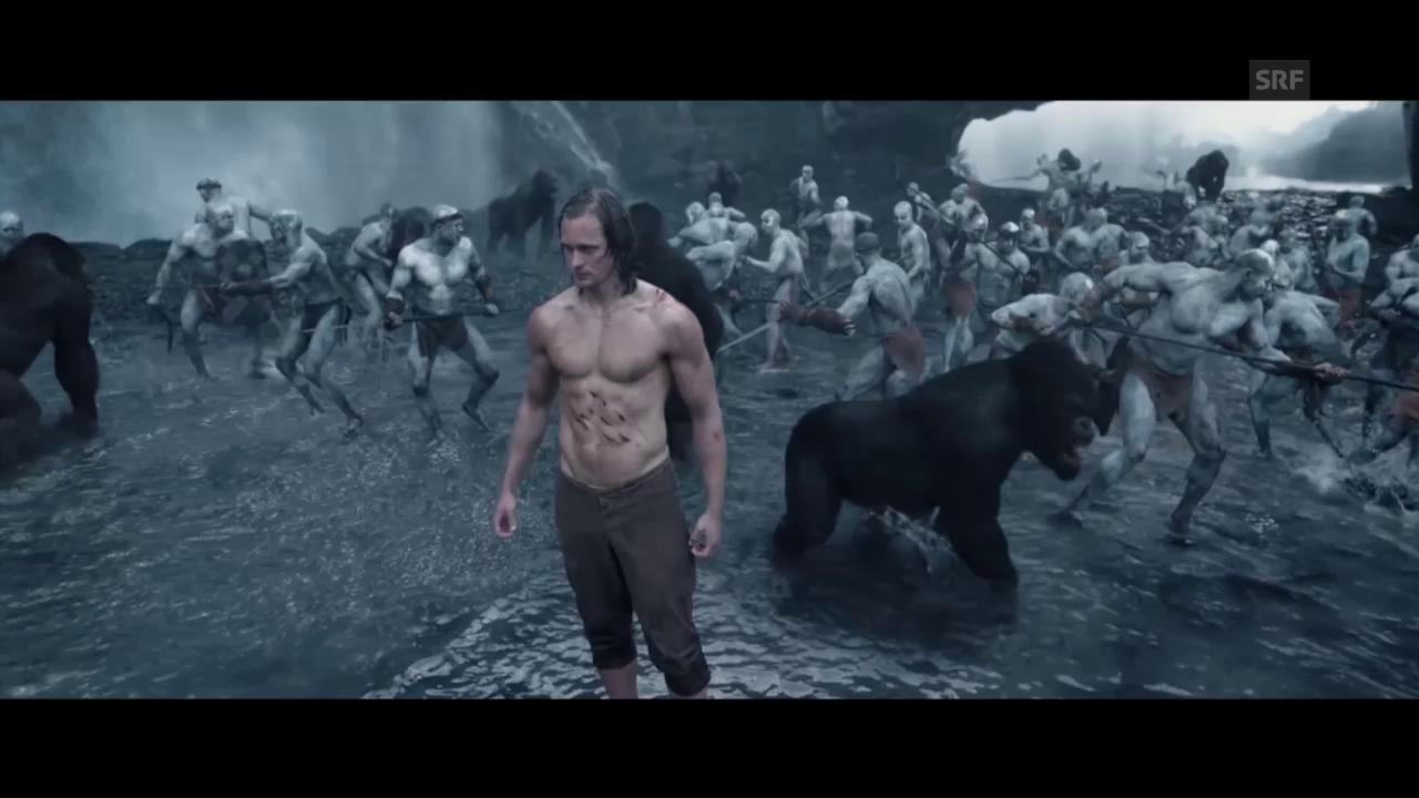 Trailer: «The Legend of Tarzan»