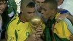 Video «Ronaldo: Ex-Fussballstar zu Gast in Zürich» abspielen