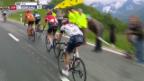 Video «Die Tour de Suisse am Gotthard und am Furka» abspielen