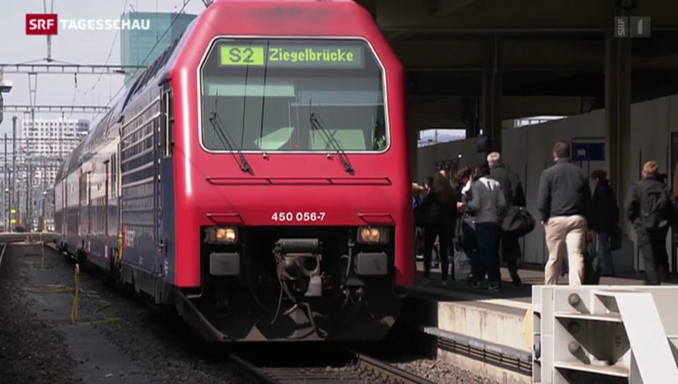 Weniger Gewinn trotz Passagierrekord bei der SBB