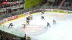Video «Eishockey: Wichtiger Sieg für den HCD» abspielen