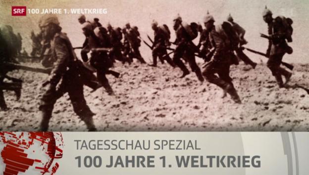 Video «Tagesschau Spezial: 100 Jahre 1. Weltkrieg» abspielen